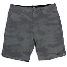 Oakley Crater Amphibian 2 Black Camo 36 XL Mens Surf Beach Boardies Board Shorts