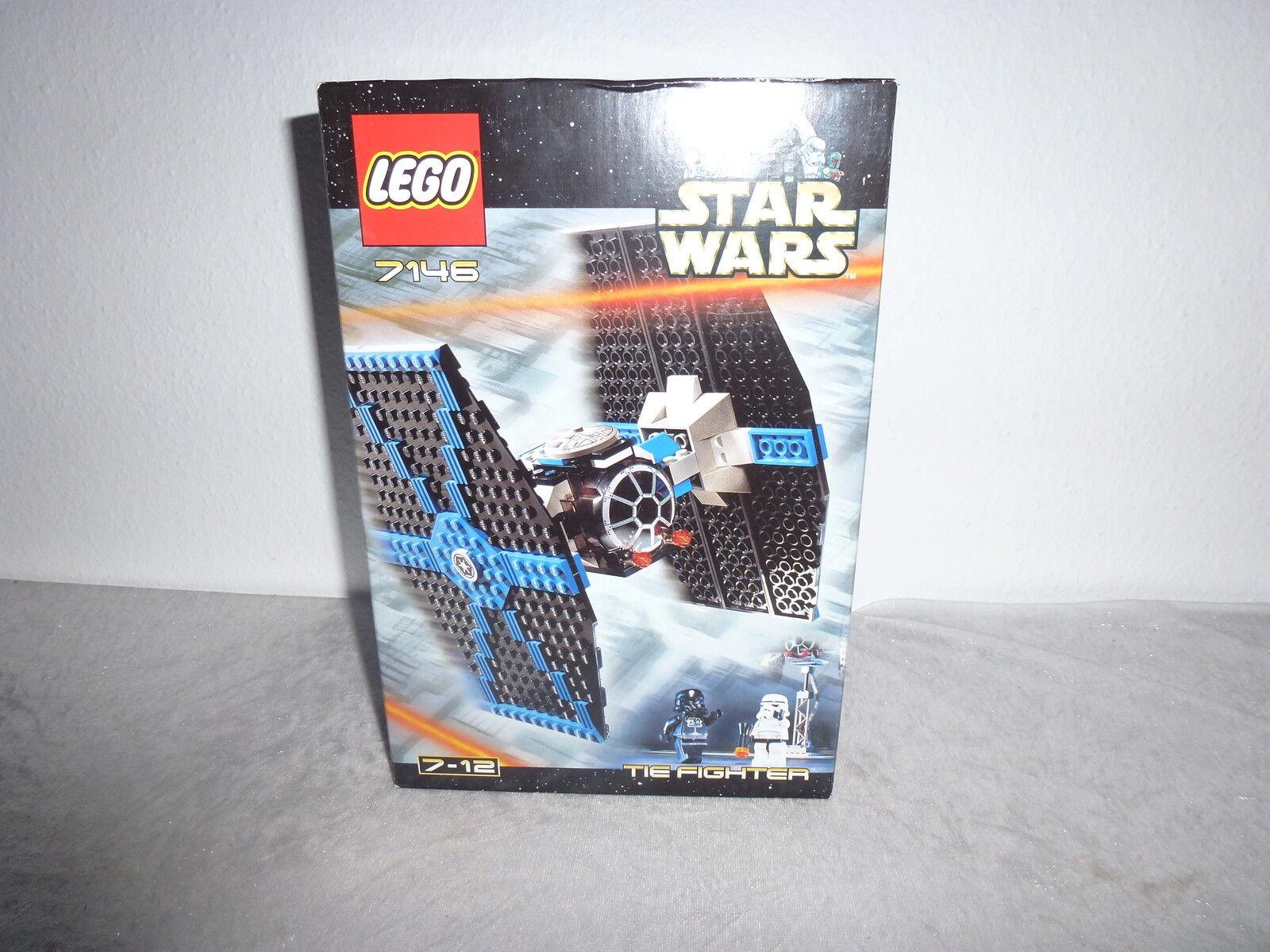 Lego Star Wars 7146 NEU +OVP+ OBA Rarität  + UNGEÖFFNET+VERSIEGELT