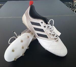 639af3de6 Adidas Women s Ace 17.1 FG Leather Soccer Cleats BA8554 Size 11 MSRP ...