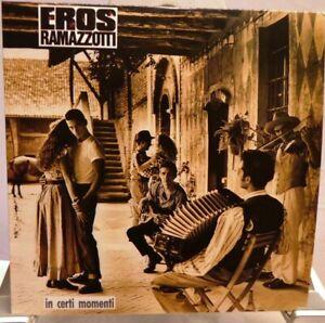 EROS RAMAZZOTTI + CD + In Certi Momenti (1987) Special Edition Sony 2020 /21-174