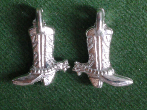 bright 3D 10 Cowboy Boot Charms Spurs Western Horse Riding  BUY 4 GET 1 FREE