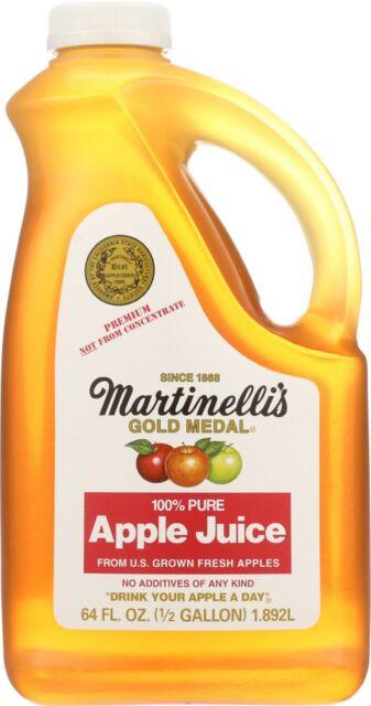 Martinelli S Apple Juice Case Of 6 64 Fl Oz For Sale Online Ebay