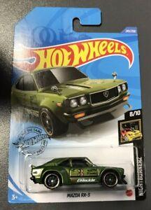 Hot Wheels Mazda RX-3 2020-243 NP37