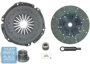 Clutch Kit Compatible with 2001-2008 Dodge Ram 1500