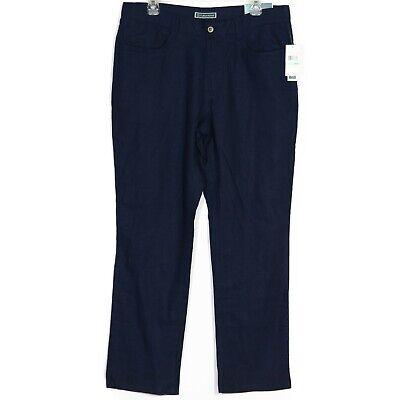 Size: 42 X 34 Red Kap Big /& Tall Men/'s Blue Flat Front Work Pants