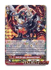 Cardfight Vanguard  x 1 Death Star-vader, Quintessence Dragon - G-FC02/016EN - R