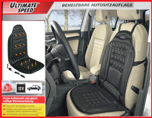 ULTIMATE SPEED® Beheizbare Autositzauflage Universal