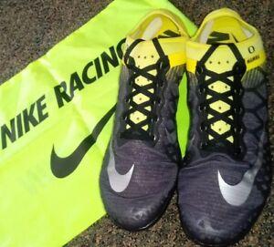 c107e41fd233 Nike Zoom Mamba 3 Oregon Ducks Men Size 13 Track Spike Black Yellow ...