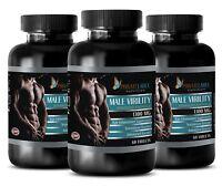 Sports Supplements - Male Virility 1300mg - Maca Seeds 3b