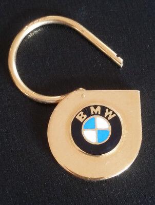 Marchio Di Tendenza 18k Solid Gold Key-ring Bmw Può Essere Ripetutamente Ripetuto.