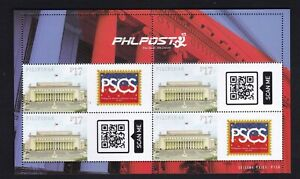 2021 Philippines Pampanga Collectors PSCS Generic sheet mint NH