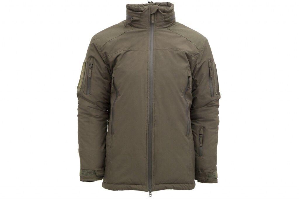 Carintia HIG 3.0 Jacket Tamaño XL verde oliva thermojacke hidrófuga chaqueta outdoor M