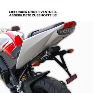 Kennzeichenhalter-Yamaha-YZF-125-R-verstellbar-Heckumbau-adjustable-tail-tidy