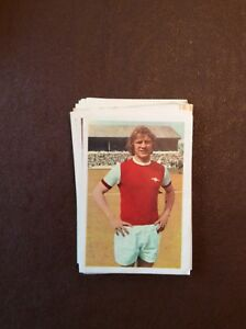 J1b-Trade-Card-Football-Sticker-1970s-No-4-Eddie-Kelly