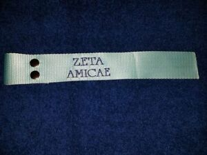 Luggage Identifying Tag w// embroidered name