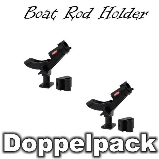 Doppelpack Berkley Bootsrutenhalter Boat Rod Holder