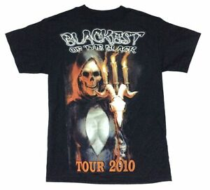 DANZIG-Blackest-of-the-Black-Tour-2010-t-shirt-New-Official-Licensed-evilive