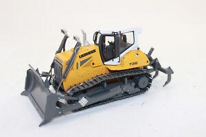 NZG-926-Liebherr-bulldozer-pr-736-XL-litronic-nuevo-en-OVP-1-50
