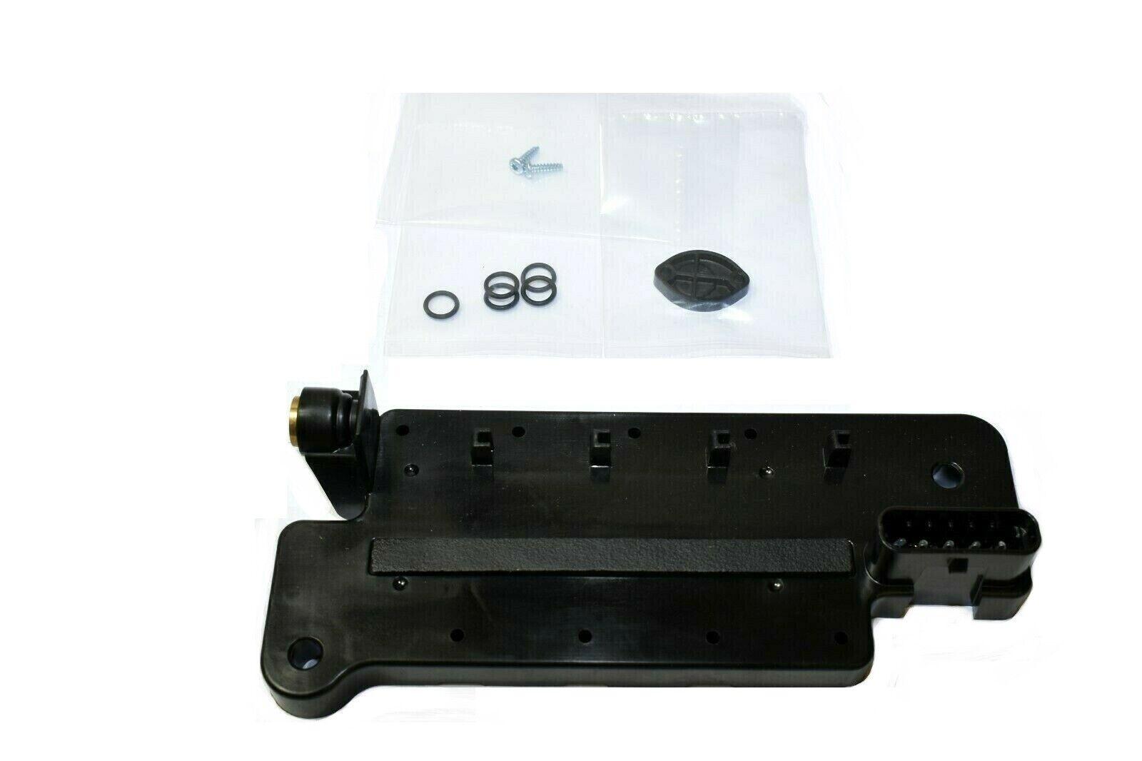 NEW INTERNATIONAL 2505594C1 Air Electric Solenoid Valve Base Plate Bracket Kit