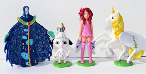 Jeu Mia /& Moi Collection Figurines Mia Onchao Pan Phuddle Panthea Topper