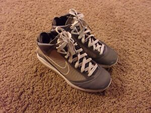 check out eb77c b3d5e Image is loading Nike-Lebron-7-VII-Cool-Grey-used-Size-