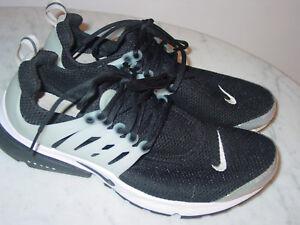 87d8515c0940 2016 Nike Air Presto White Black Netural Gray Running Shoes! Size 10 ...