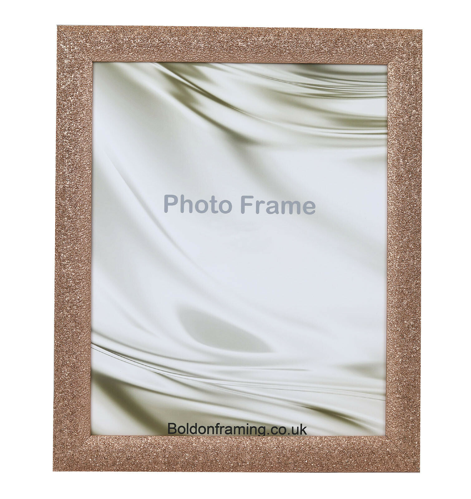 Sparkle Glitter Effect Picture Frame Photo Frame Dazzle Stardust A1 A2 A3 A4 A5