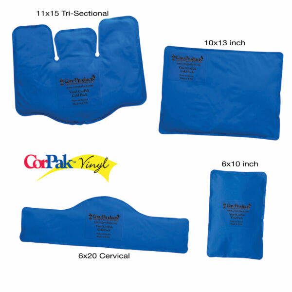 Core Products Vinyl Cold Therapy CorPak Helps Relieve