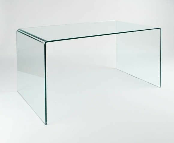 Glass Dining Table / Desk