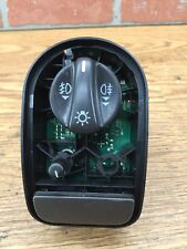 Missing Cover! 05 JAGUAR X TYPE Headlight Switch