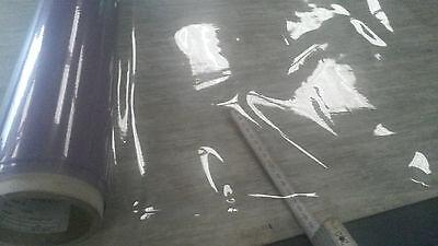 Ersatzteile, Teile & Zubehör 560g/qm Bright Luster Lkw-plane Transparentfolie Klarsicht 9,00m X 1,37m Ca