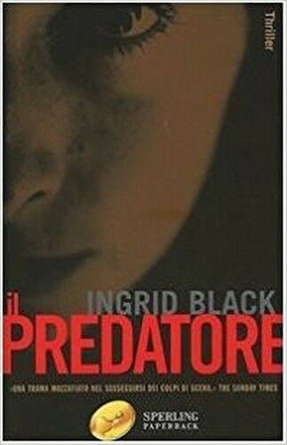 Il Predatore,Black, Ingrid  ,Sperling & Kupfer,