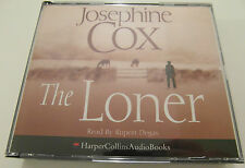 The Loner - Josephine Cox - Harper Collins (3 x CD Audio) Used very good
