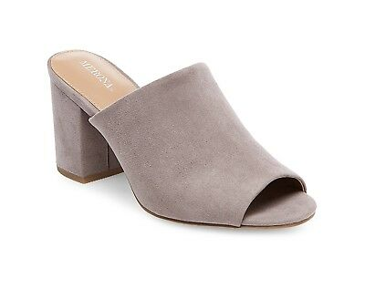 Merona™ Grey Gray Women/'s Size 8 NEW Women/'s Didi Mule Pumps