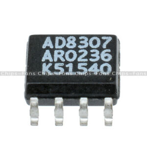 2Pcs-LOGARITHMIC-AMP-IC-ANALOG-DEVICES-SOP-8-AD8307ARZ-AD8307AR-AD8307A-AD8307