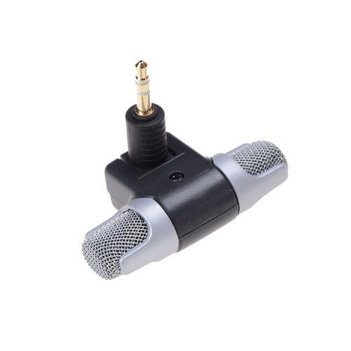 3,5 mm ECM-DS70P Electret Kondensator Wireless Stereo Mikrofon für PC MD RSDNID