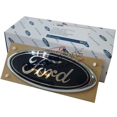 New GENUINE FORD FOCUS 2004-2011 FRONT GRILLE FORD OVAL BADGE RS//ST 1360719