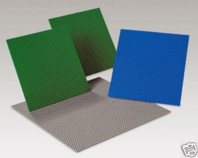 Lego ® generaresiduos set 4 4 4 lego placas gris azul verde af18ee