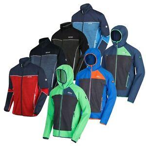 Regatta Mens Golf Walking Water Repellent Softshell Jacket Coat Big Sale RRP £60