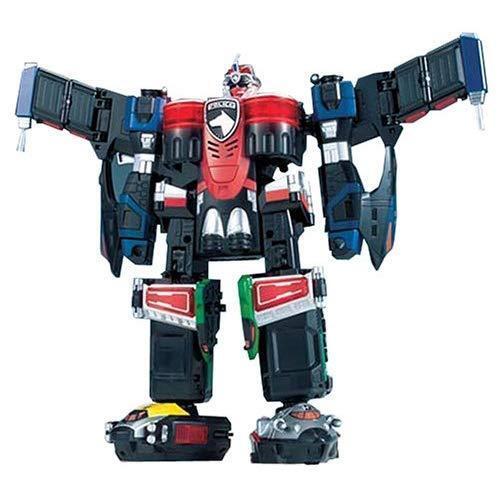 Beai DX energia Rangers SPD Swat  Dekaranger DX Deka Wing Robo Megazord Japan.  punto vendita