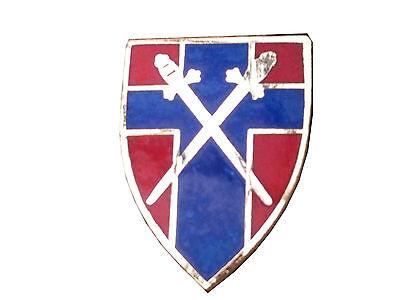 British Army Of The Rhine Lapel Badge