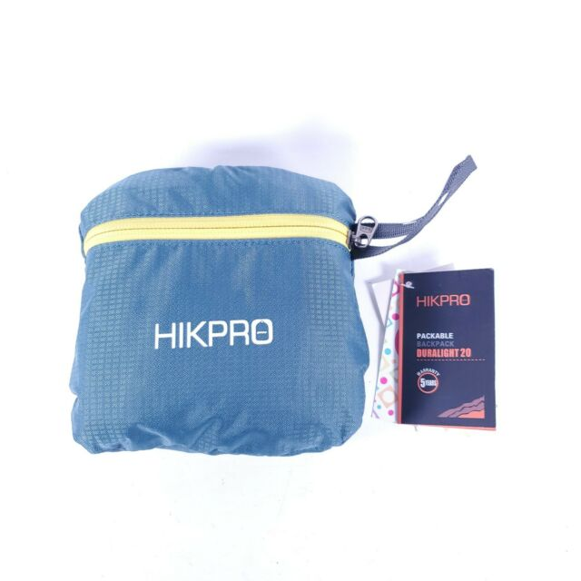 Hikpro™️ 20L Durable Lightweight Packable /& Foldable Water Resistant Backpack