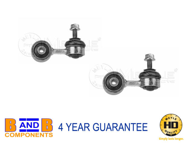 BMW 3 SERIES E30 E36 Z3 MEYLE HD FRONT ANTI ROLL LINK RODS PAIR C372