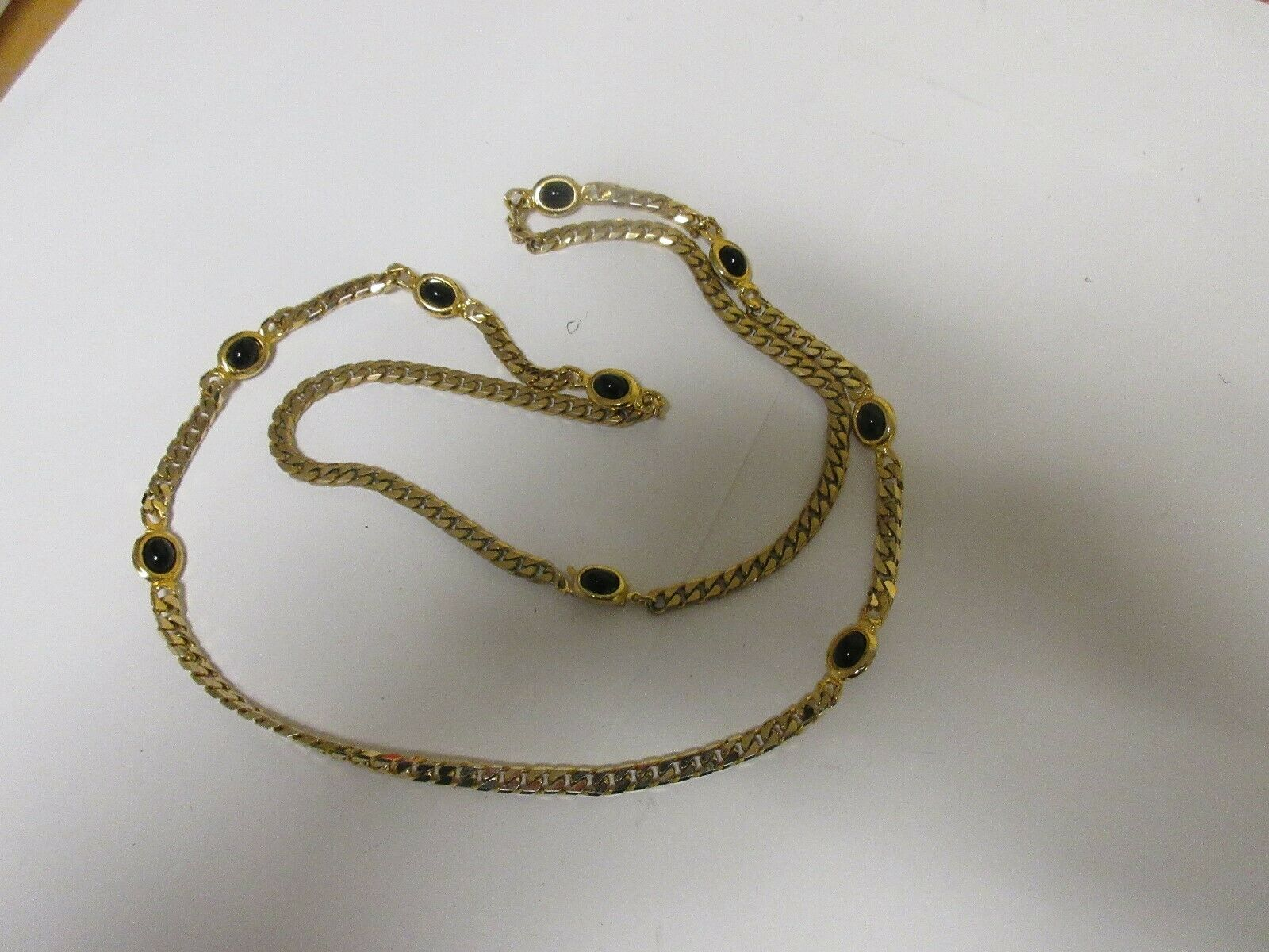 Costume Jewelry ,Vintage , 3 Necklace , 1 Earring , 192