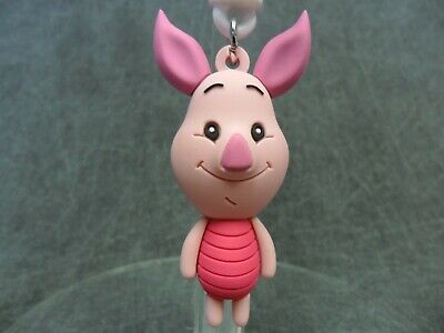Piglet Clip Winnie the Pooh NEW Blind Bag Monogram Key Chain