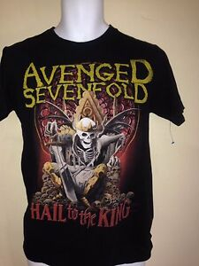 AVENGED-SEVEN-FOLD-HAIL-TO-THE-KING-OFFICIAL-2013-MED-t-shirt-ROCK-METAL