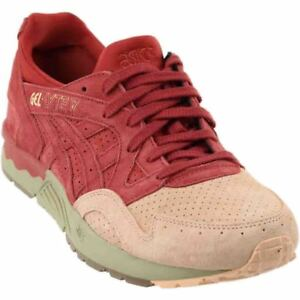 ASICS-GEL-Lyte-V-Red-Mens