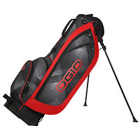 2016 Ogio Dime Golf Stand Bag Cyber/red on sale
