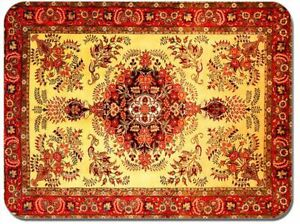 Persian Rug Design Print Mouse Mat