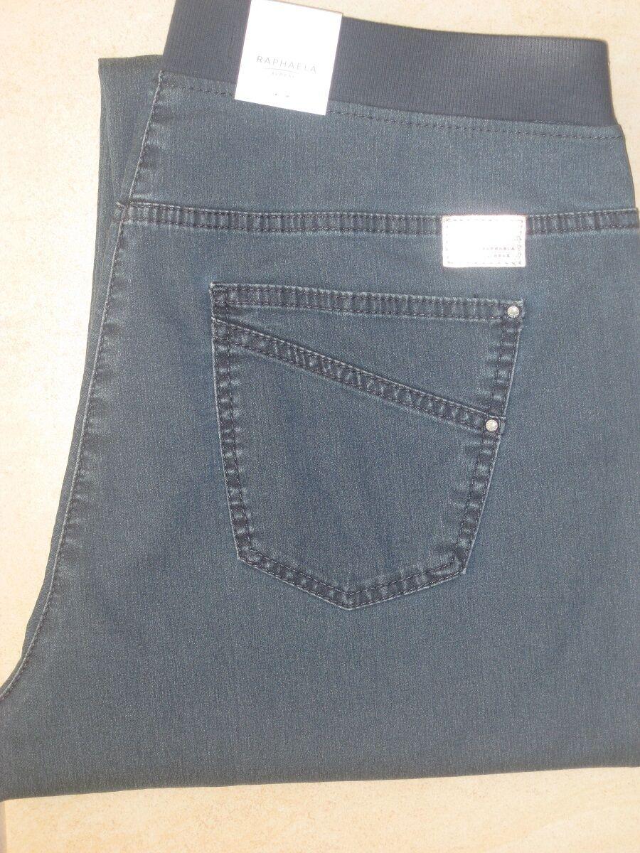 Raphaela by BRAX Jeans Stretchjeans  Carina  jeansblau Dehnbund superstretch NEU